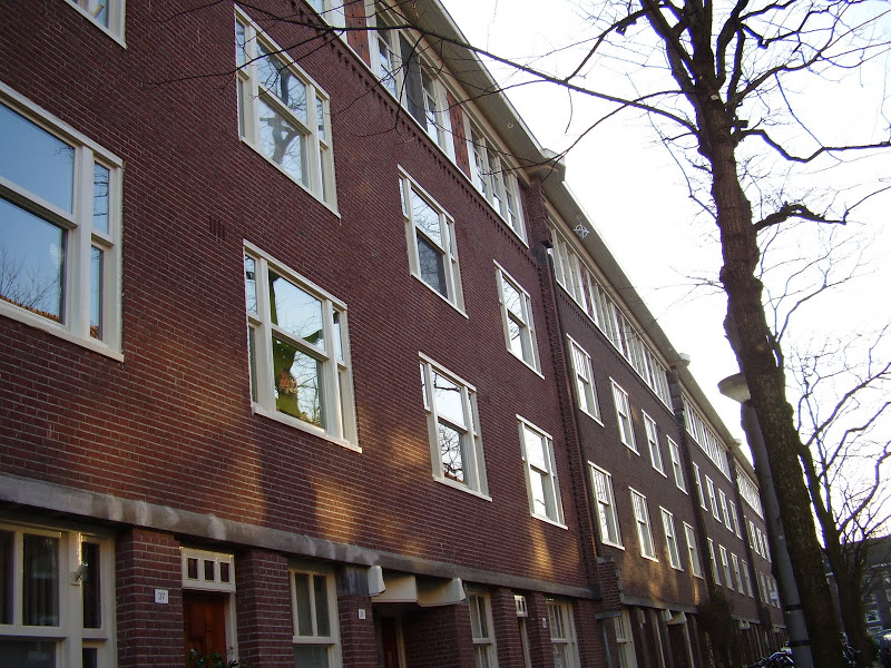 Roerstraat Amsterdam