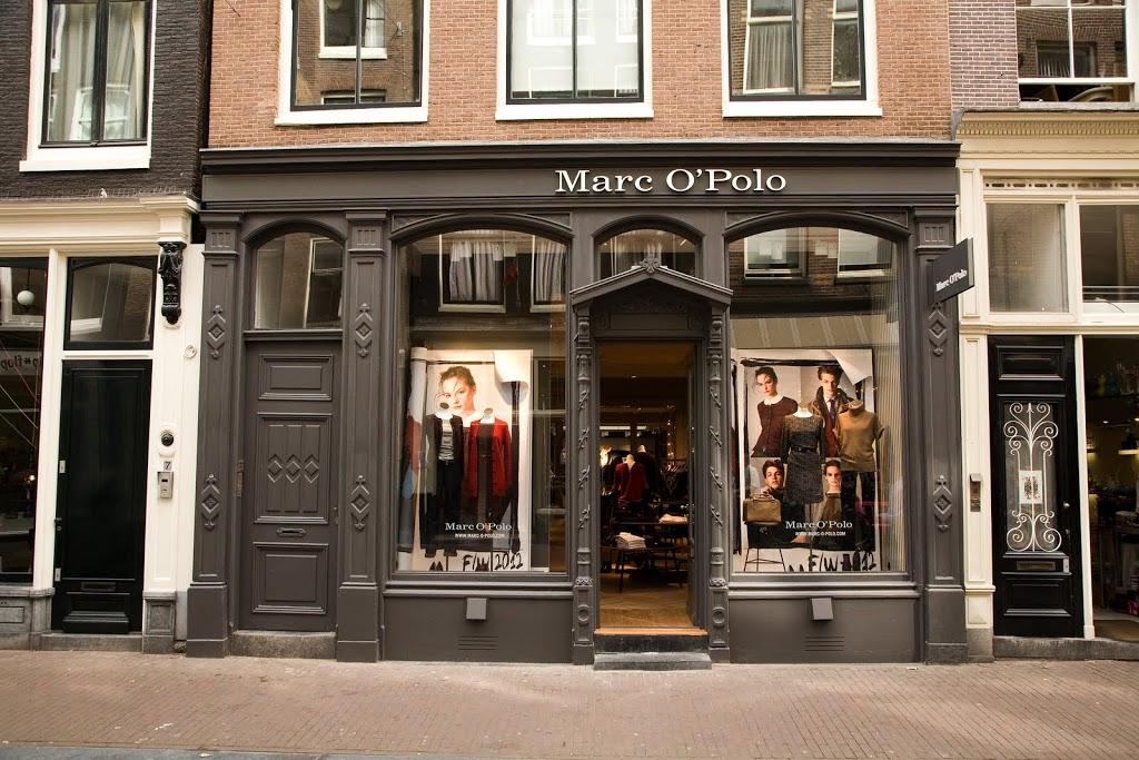 Marco Polo Hartenstraat Amsterdam