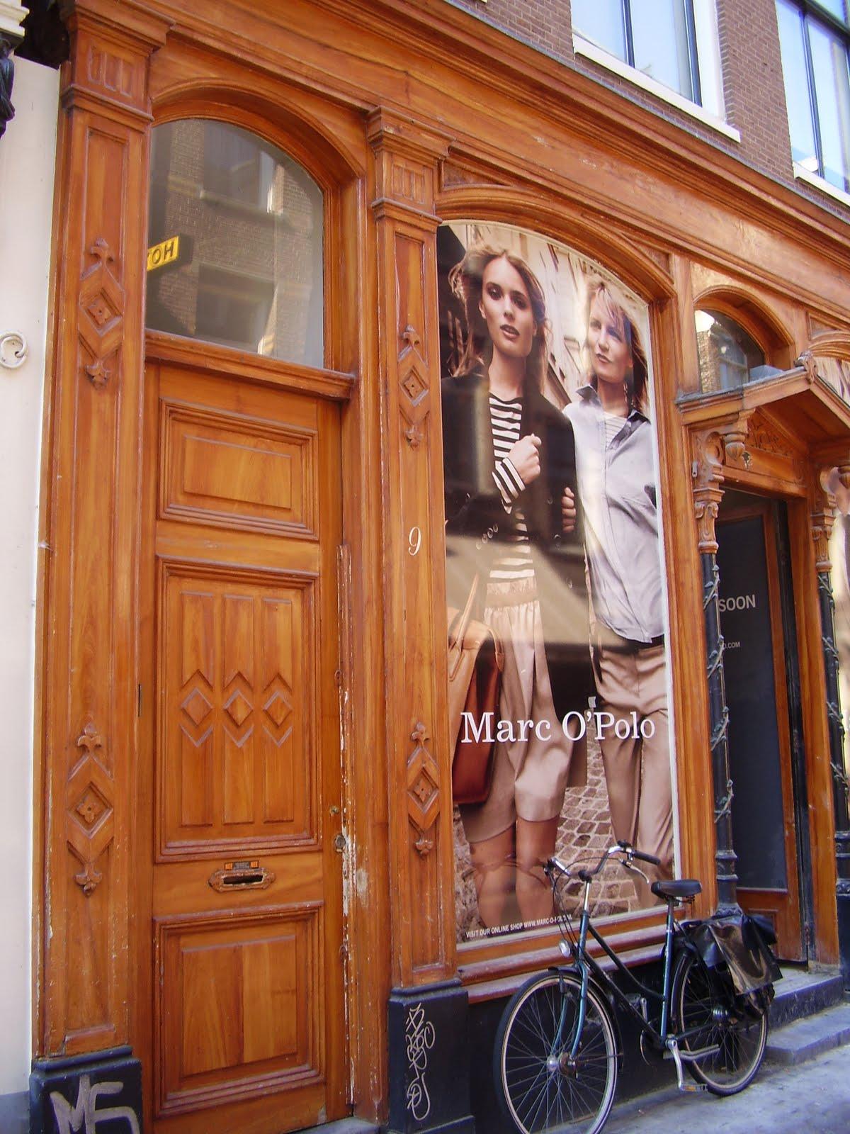 Marco Polo Winkel Amsterdam Hartenstraat